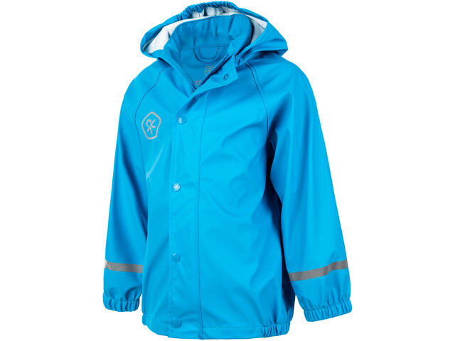 Color Kids Tatum PU Jacket Kids diva blue